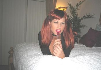 Hot Red Head