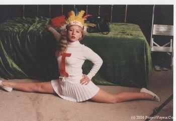 Cheerleader Li'l Red