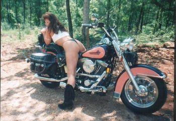 Biker Babe 3