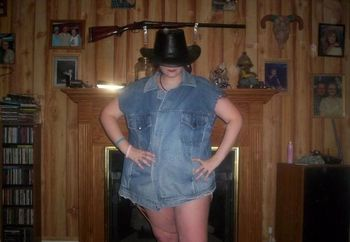 I Wanna Be A Cowgirl