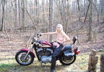 Nip: My Biker Babe
