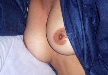My Shy Wifes Tits