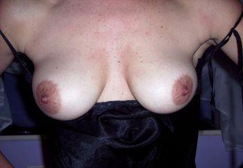 My Shy Wifes Tits2