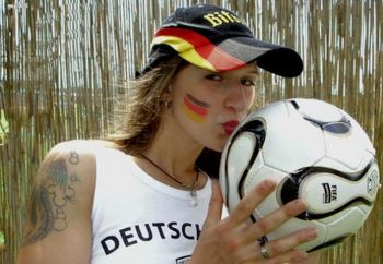 Swc: It�s Kathys Heimspiel And She Wants To Win