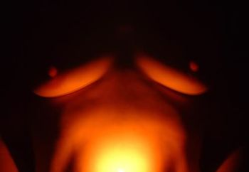 flaming nipples