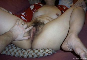 Full Bush Asian Wife Again