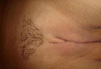 Sexy Shaven Girlfriend
