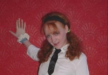 Gingergirl Dresses Up
