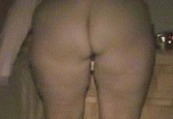 Chubby Wife's Hot Ass