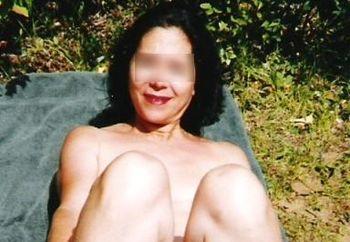 Juanita - Sunbathing By The River