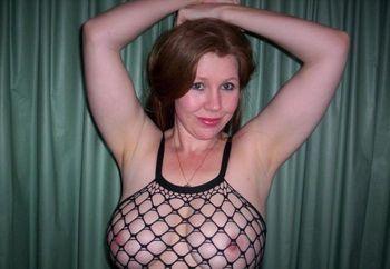 Real Hot Redhead 2