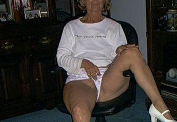 Shy Mrs T