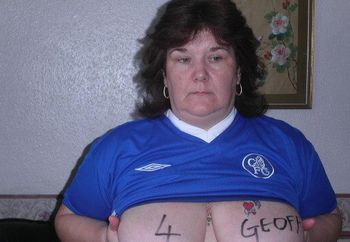 Bbw Debs Footie Fan
