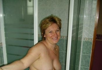 My Wife In The Bathroom