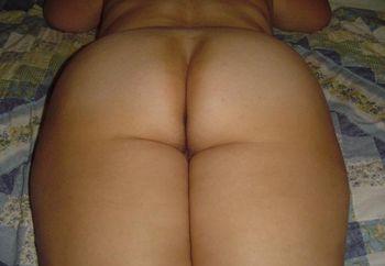 Jen's Plump Butt