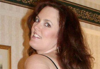 Sexy Redhead Olivia