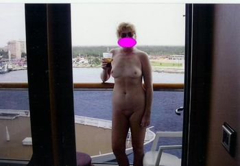 Wife On Cruise