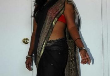 Saree - A Different Lady