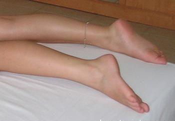 My Girl's Beautiful Feet