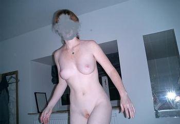 my redhead wife