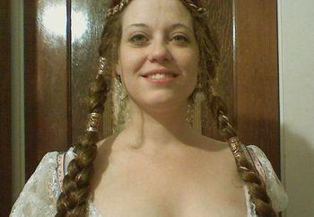 Elizabeth for Halloween