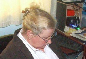 BBW sexy secretary