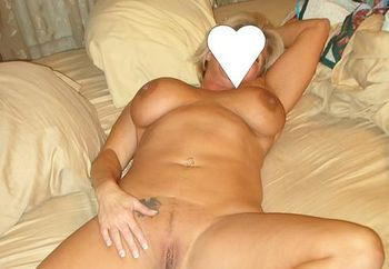 The wife nude
