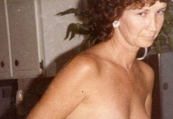 Vicki in the 80's