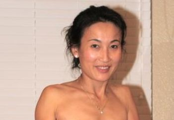 Horny Asian MILF