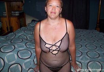 black mesh