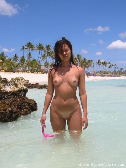 Asian candy nude