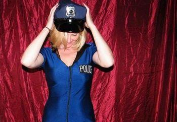 Cop MILF