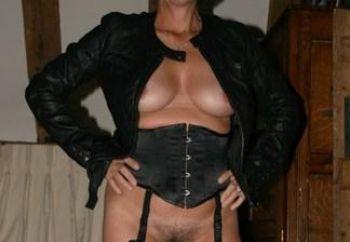 Jo in black