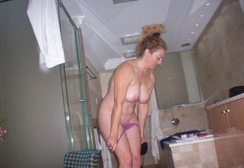 shower & getting ready