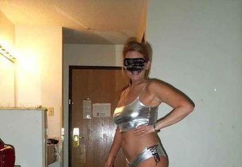 lingerie in hotel