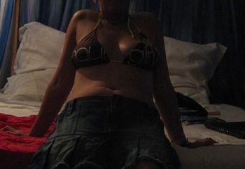Sexy new skirt!