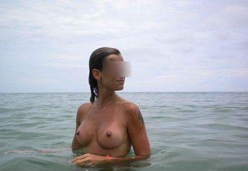 Nude girlfriend