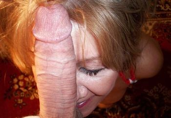 mature women suck my cock