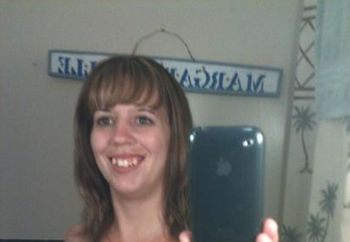 Wife's self pictures