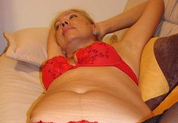 Rita in red