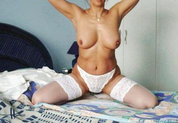 hope you like her body and ...