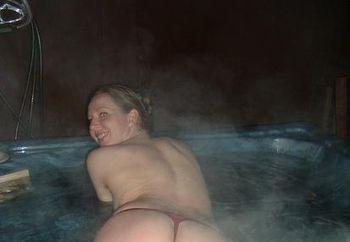 Kristen's Ass