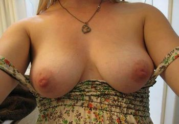 Just my boobs and nipples