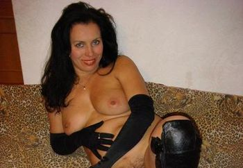 How about my naughty black outfit?