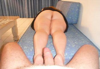BBW 's nice ass
