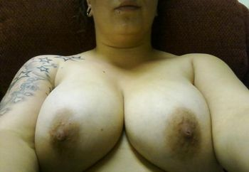 real ol lady nice tits