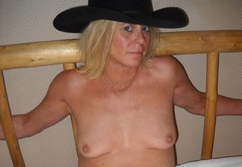 Naughty Cowgirl Again!