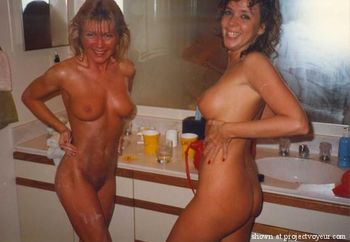 Horny wife and friend