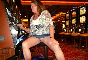 My wife in Vegas