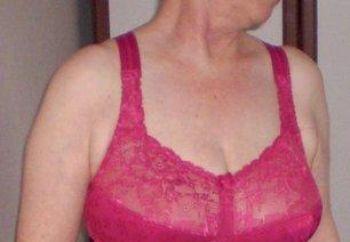 My new bra and panties.
